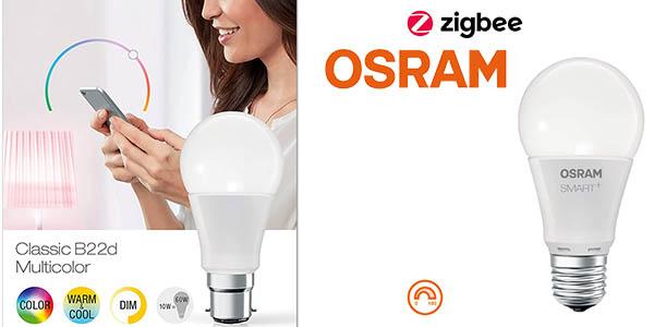 Osram Zigbee smart LED ·27 chollo
