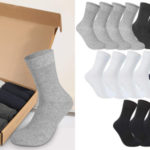 Pack x10 Pares de Calcetines unisex Rovtop 1 baratos en Amazon