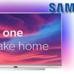 Philips Ambilight 50pus7304-12 televisor barato