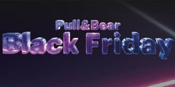 Pull Bear Black Friday 2019