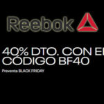 Reebok Pre-Black Friday 2019