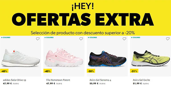 Sprinter Black Friday 2019 ofertas en ropa y zapatillas