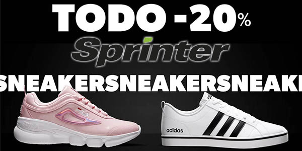Sprinter Black Friday 2019