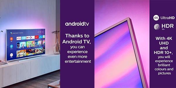 Televisor Philips Ambilight oferta