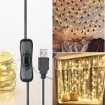 Weehey guirnalda de luces LED barata