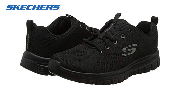 Chollo Zapatillas Skechers Graceful Get Connected para mujer