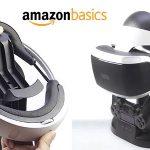 AmazonBasics estación de carga para PlayStation RV oferta