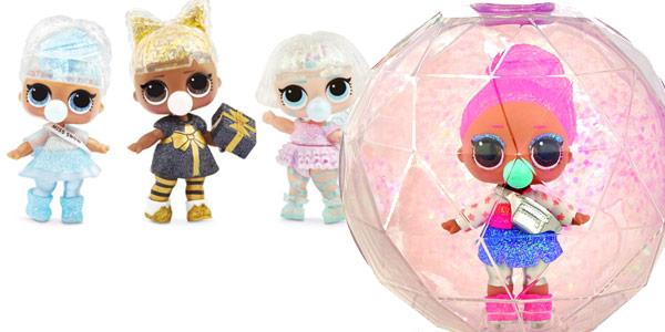 Bola LOL Surprise Glitter Winter Disco (Giochi Preziosi LLU99000) chollo en Amazon
