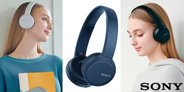 Chollo Auriculares Sony WH-CH510 inalámbricos en varios modelos
