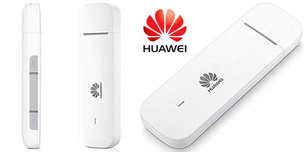 Chollo Módem USB Huawei E3372 4G de 150 Mbps