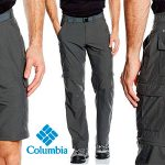 Chollo Pantalones convertibles Columbia Cascades Explorer para hombre