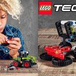 Chollo Set Mini Tractor Class Xerion de LEGO Technic