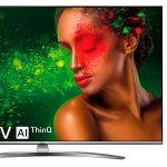 "Chollo Smart TV LG 55UM7610PLB UHD 4K HDR de 55"" con IA"