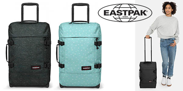 Eastpak Tranverz S maleta cabina barata en Amazon