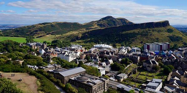 Edimburgo escapada barata de fin de semana
