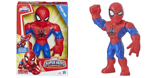 Hasbro Playskool Heroes Mega Mighties Avengers Mega Spider Man barato en Amazon