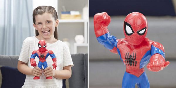 Hasbro Playskool Heroes Mega Mighties Avengers Mega Spider Man chollo en Amazon