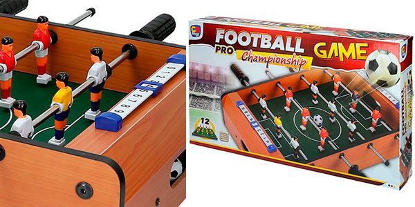 Futbolín CB Toys de madera para mesa barato
