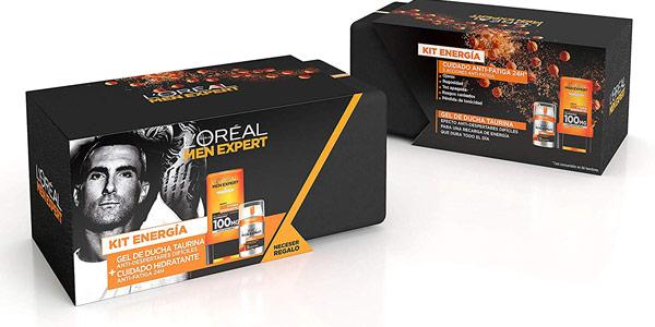 L´Oreal Men Expert Kit Energía barato en Amazon