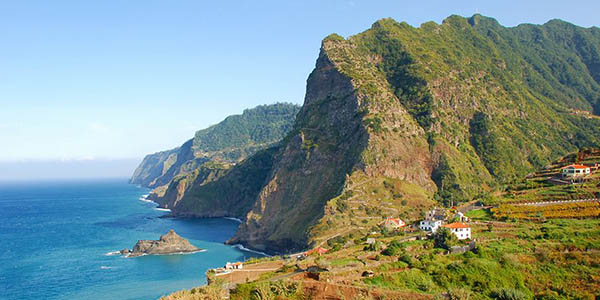 Madeira escapada barata Funchal