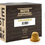 Pack x100 cápsulas de café de Colombia Note D'Espresso de 5,6 gr/ud barato en Amazon