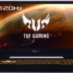 "Portátil Asus TUF Gaming FX505DV-AL014 de 15,6"" Full HD"