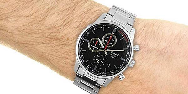 Reloj cronógrafo Seiko Neo Sport SSB313P1 chollo en Amazon