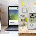 termómetro digital Wisfox oferta