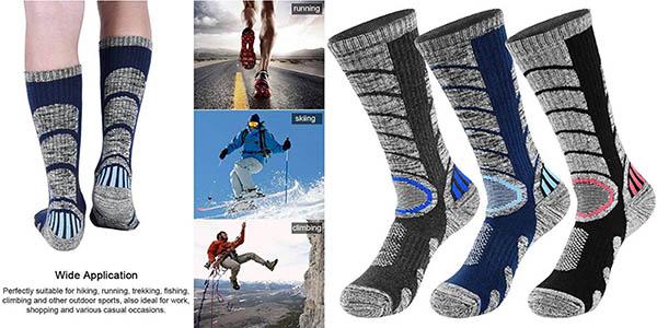 Vbiger calcetines térmicos oferta