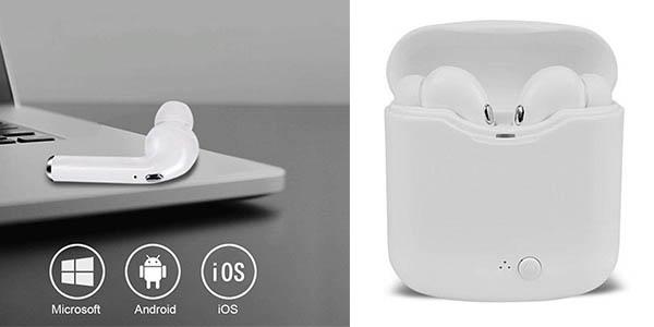 Weihill auriculares inalámbricos tipo Airpods oferta