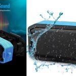 Altavoz Bluetooth impermeable Mbuynow IPX7 para ducha barato en Amazon