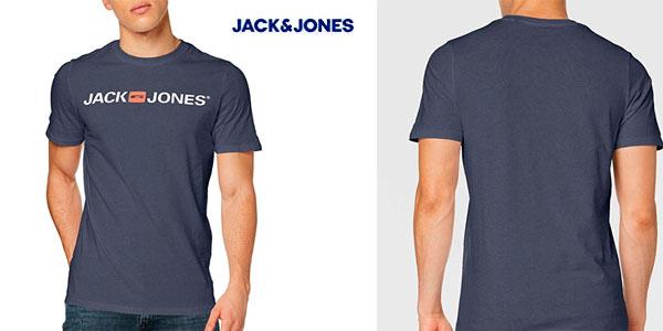 Camiseta Jack & Jones JJecorp Logo Tee SS Crew Neck Noos al mejor precio en Amazon