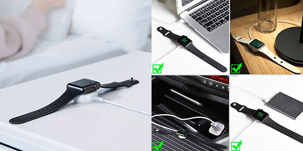 Cable cargador para Apple Watch barato