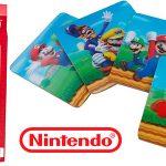 Chollo Set de 8 posavasos de Super Mario con efecto 3D