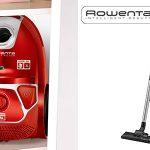 Chollo Aspiradora Rowenta RO3953 Compact Power de 750 W con bolsa de 3 litros