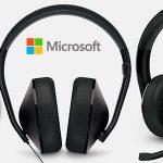 Chollo Auriculares Microsoft estéreo para Xbox One