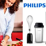 Chollo Batidora de mano Philips ProMix HR2652/90 de 800 W