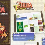 Chollo Libro guía The Legend of Zelda: Tri Force Heroes Collector's Edition