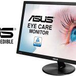 "Chollo Monitor Asus VP247HAE Full HD de 23,6"""
