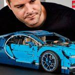 Set Bugatti Chiron de LEGO Technic