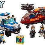 Chollo Set Policía Aérea: Robo del Diamante con 4 minifiguras