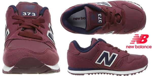 zapatillas 373 new balance niño