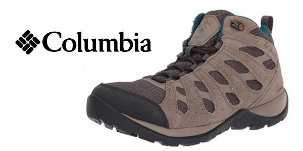 Botas de senderismo Columbia Redmond V2 para mujer baratas en Amazon