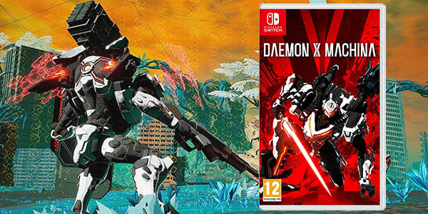 Daemon X Machina para Nintendo Switch