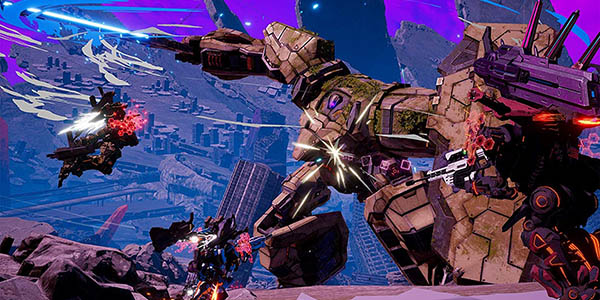 Daemon X Machina para Nintendo Switch barato