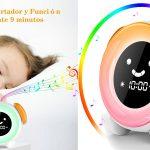 Despertador infantil barato en Amazon