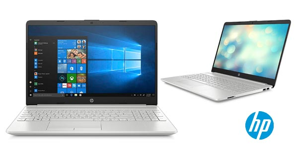 Portátil HP 15-dw0010ns barato en Amazon