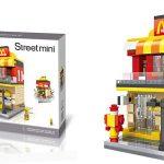 Juguetes de Construcción Xpixel Mini Avenue Blocks Construye tu propia avenida baratos en Amazon