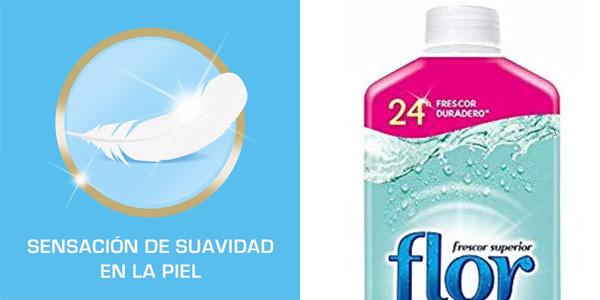 Pack 8 botellas suavizante concentrado Flor Nenuco 500 lavados chollo en Amazon