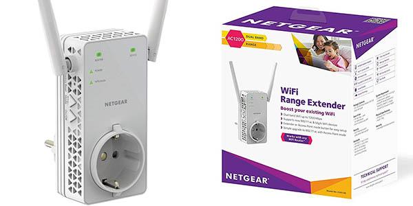 Repetidor WiFi Netgear EX6130 AC1200
